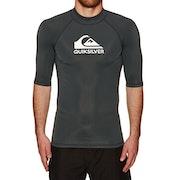 Quiksilver Heater Short Sleeve Rashguard