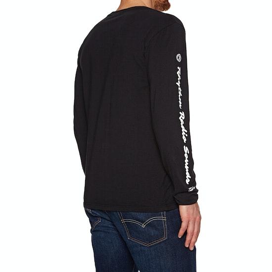Rhythm Radio Long Sleeve T-Shirt