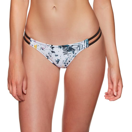 Volcom Collage Drop Hipster Bikini Bottoms