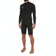Vissla 7 Seas 2mm Chest Zip Long Sleeve Shorty Wetsuit