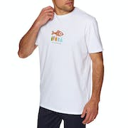 2 Minute Beach Clean Mens Short Sleeve T-Shirt