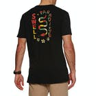 SWELL Rainbow Snake Short Sleeve T-Shirt