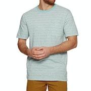 T-Shirt à Manche Courte RVCA Double Dip
