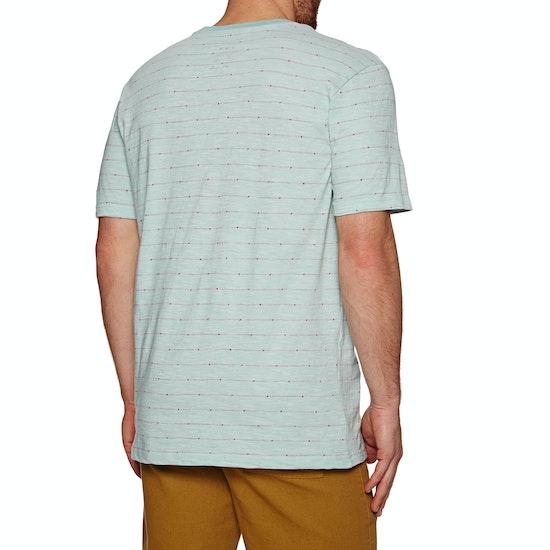 RVCA Double Dip , Kortärmad T-shirt