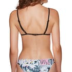 Volcom Collage Dropout Tri Bikini Top