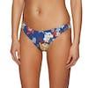 SWELL Talia Ruched Bikini Bottoms - Jungle