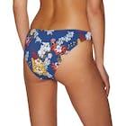 SWELL Talia Ruched Bikini Bottoms