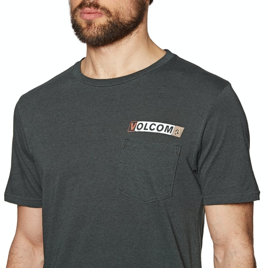 Volcom Rebel Radio Kortærmede T-shirt