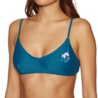 Nine Islands Piper Embroidered Bralette Bikini Top