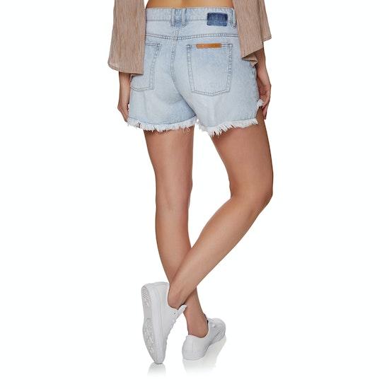 The Hidden Way Lea Boyfriend Womens Shorts