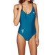 Costume Piscina Donna Nine Islands Piper Embroidered One Piece