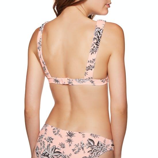 Seafolly Love Bird Fixed Longline Tri Bikini Top