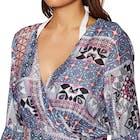 Seafolly Coastal Tribe Maxi Wrap Dress