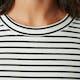 T-Shirt à Manche Longue Femme SWELL Fleur Flare