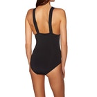 Seafolly Active V Neck Maillot Ladies Swimsuit