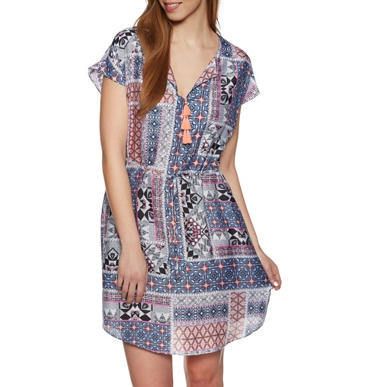 Seafolly Coastal Tribe Cover Up Kaftan