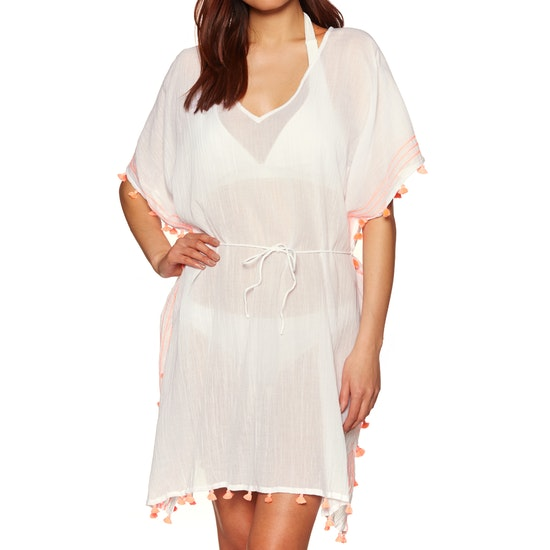 Seafolly Mini Tassel Gauze Dress