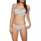 Seafolly Inka Stripe Bustier Bra Bikini Top