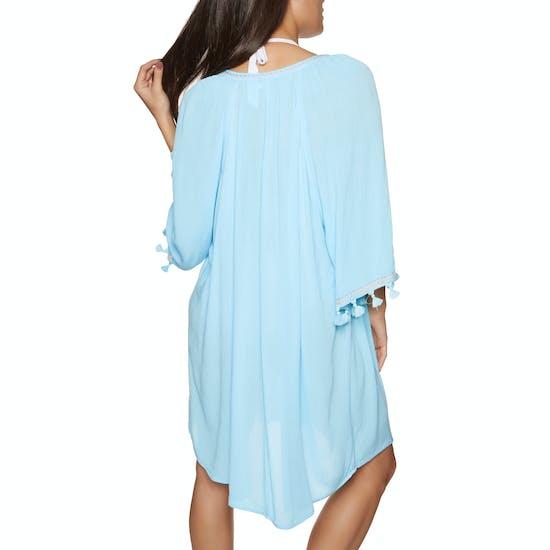 Seafolly Tassel Trim Cover Up Dress