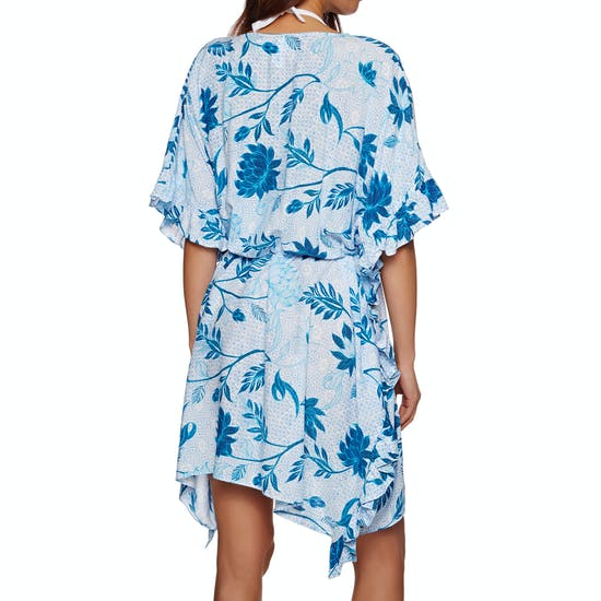 Seafolly Bali Hai Ruffle Dress