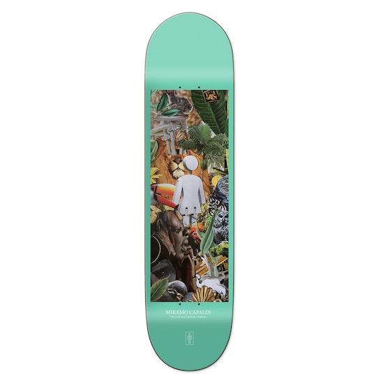 Girl Jungle Mike Mo Capaldi 8.25 Inch Skateboard Deck