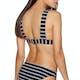 Haut de maillot de bain Seafolly Inka Stripe Longline Tri