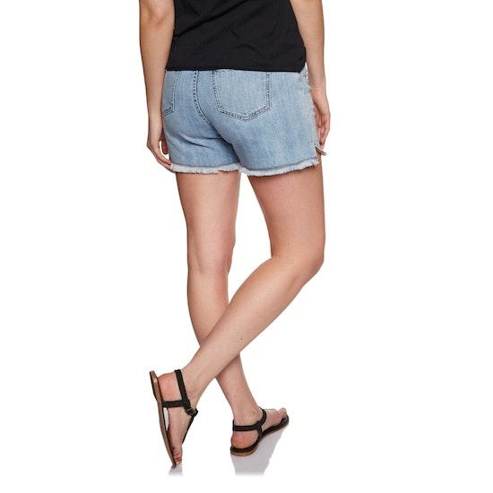 Seafolly Denim Boyfriend Womens Shorts