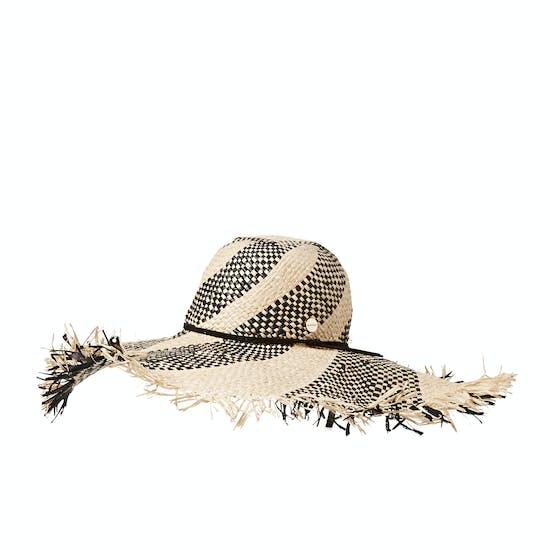 Seafolly Shady Lady Wide Brim Fedora Ladies Hat