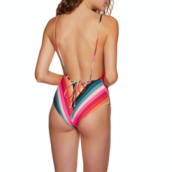 Billabong Color Spell One Piece Womens Swimsuit