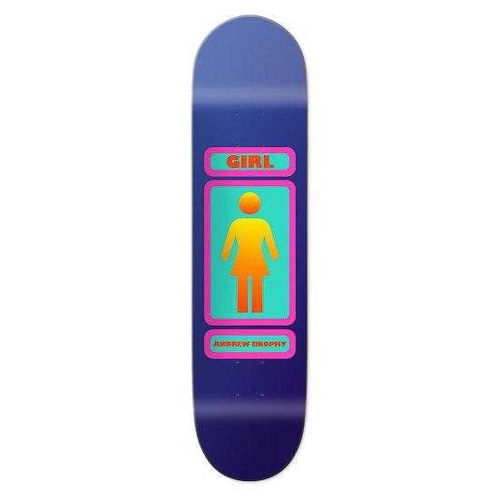 Girl Andrew Brophy 93 Til Skateboard Deck