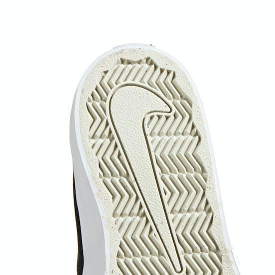 Nike SB Portmore II Solar Canvas Slip On Trainers