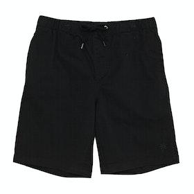 SWELL Angeles Boys Shorts - Black