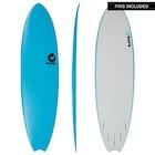 Torq Soft Deck Fish Surfboard