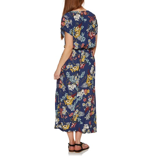 SWELL Botanical Button Through Dress