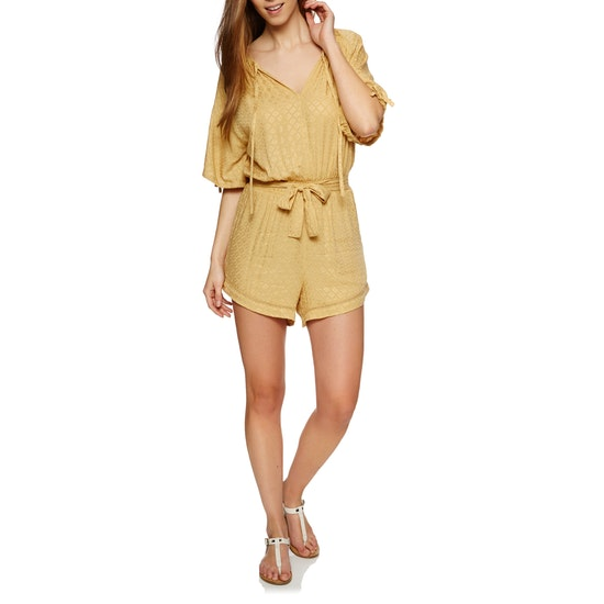 The Hidden Way Rollin Playsuit