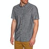 Chemise à Manche Courte Hurley One And Only 20 - Black