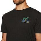 SWELL Neon Short Sleeve T-Shirt