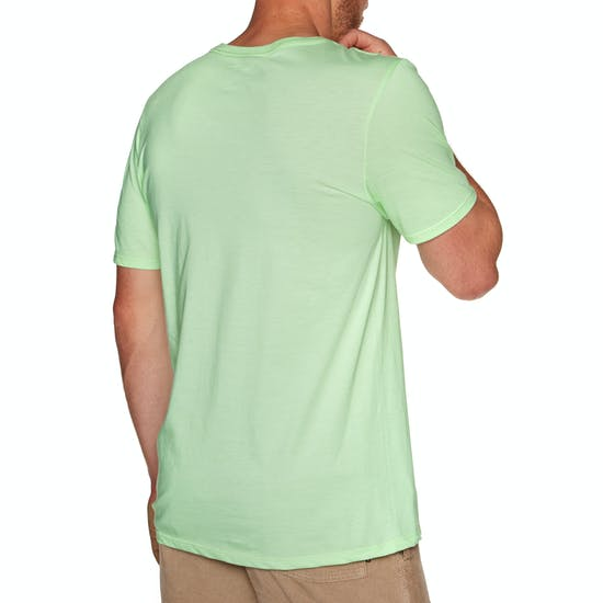 Hurley One And Only Solid Short Sleeve T-Shirt