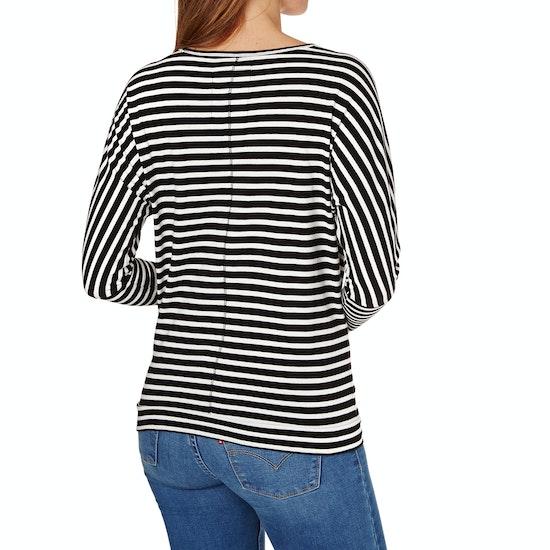 T-Shirt à Manche Longue Femme O'Neill Jacks Base Striped