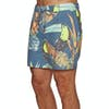 Boardshort Hurley Paradise Volley 17in - Blue Force