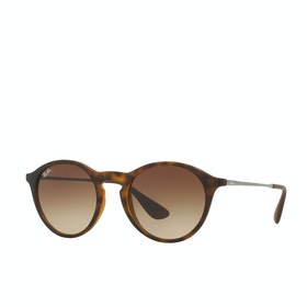 Ray-Ban RB4243 Sunglasses - Tortoise Brown