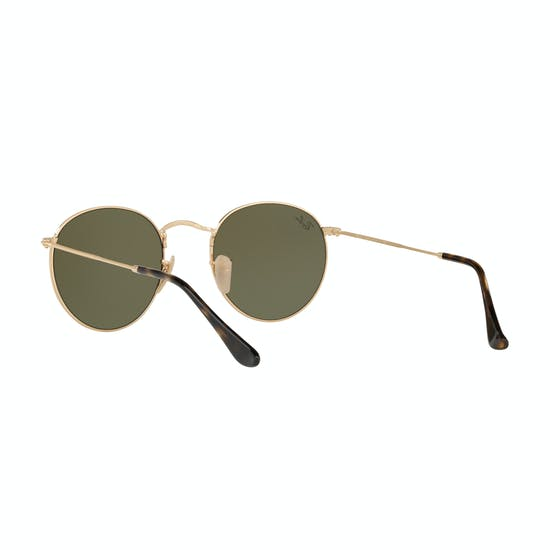 Ray-Ban Round Metal Sonnenbrille