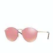 Ray-Ban Blaze Round Ladies Sunglasses