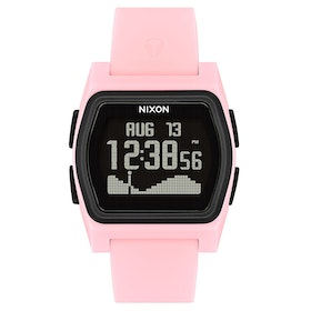 Nixon Rival Watch - Pink Black