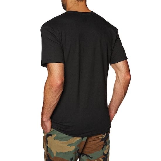 Huf Essentials OG Logo Short Sleeve T-Shirt