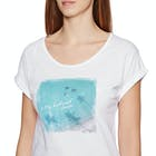 Rip Curl Backyard Ladies Short Sleeve T-Shirt