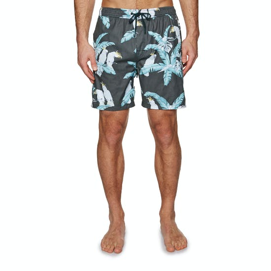No News Terrestrial Beach Shorts