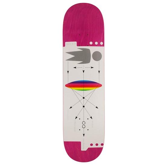 Alien Workshop One Off Infinity Skateboard Deck
