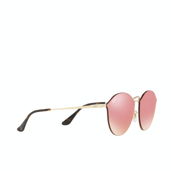 Ray-Ban Blaze Round Womens Sunglasses