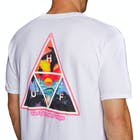 Huf Good Trips Triangle Short Sleeve T-Shirt